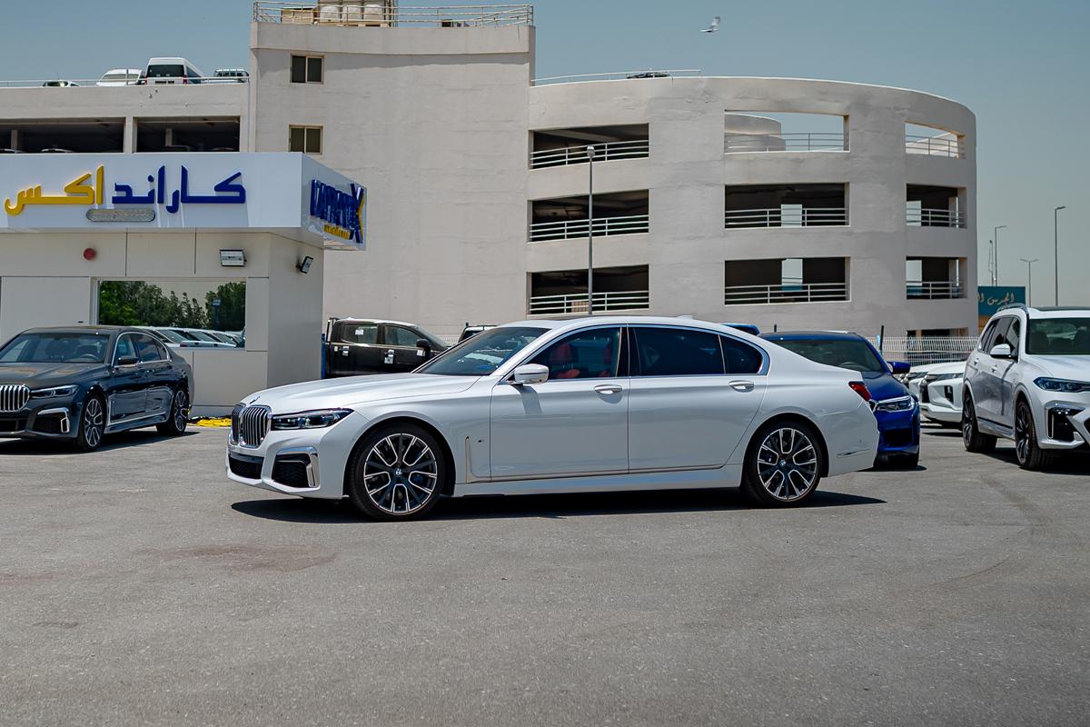BMW 750Li xDrive 2020