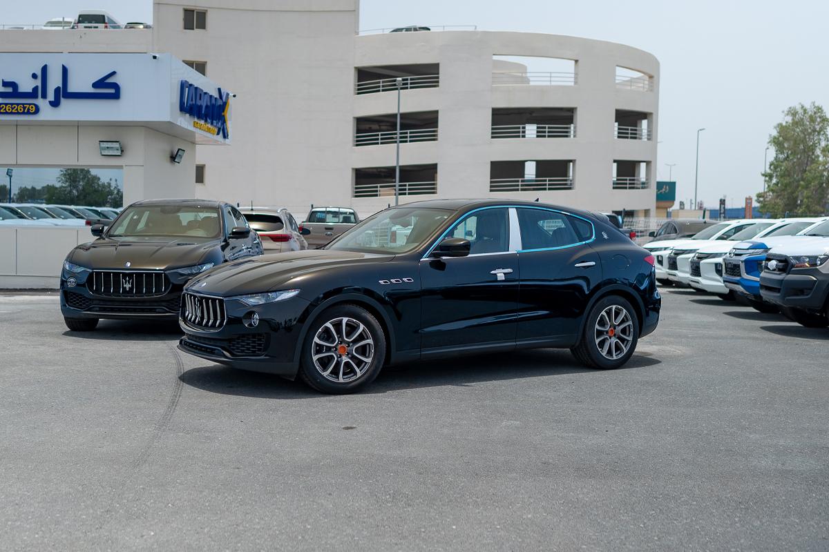Maserati Levante SQ4 2017