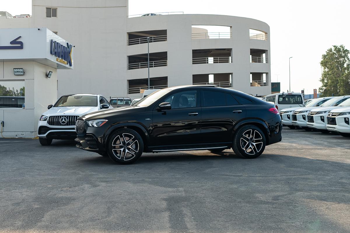 Mercedes-Benz GLE 53 AMG 2021 Obsidian Black