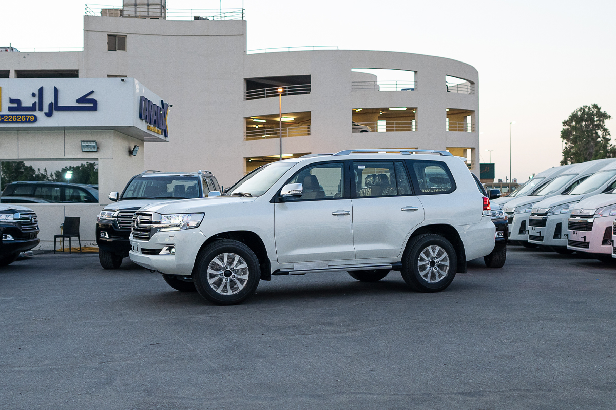 Toyota Land Cruiser GXR 4.0L Automatic Transmission 2021