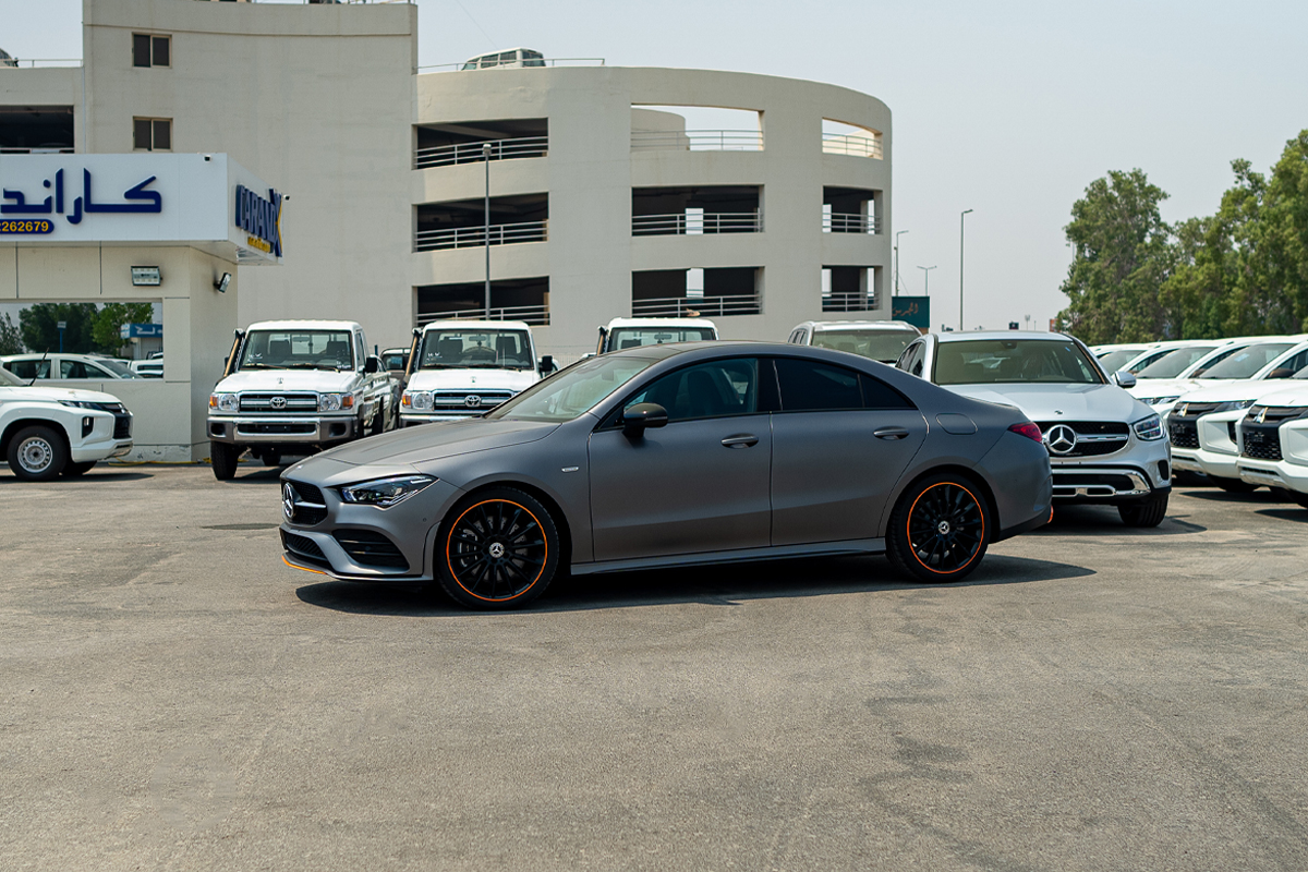 Mercedes-Benz CLA 250 Sport Edition 1 2020