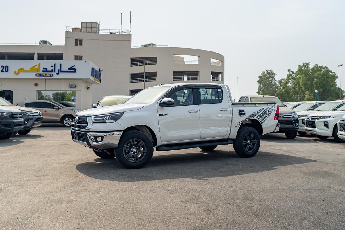 Toyota Hilux 2.7L Petrol Double Cabin Automatic Transmission 4X4 2021