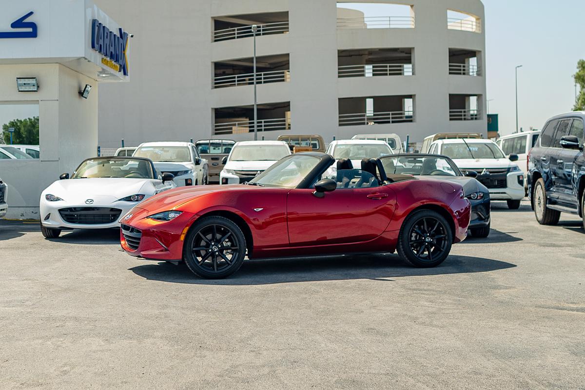 Mazda MX-5 Sport 2.0L 2019