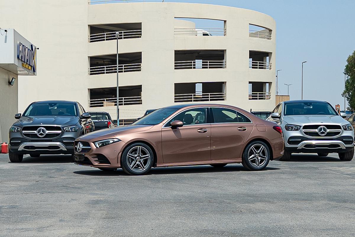 Mercedes-Benz A-Class Sedan A180 2021