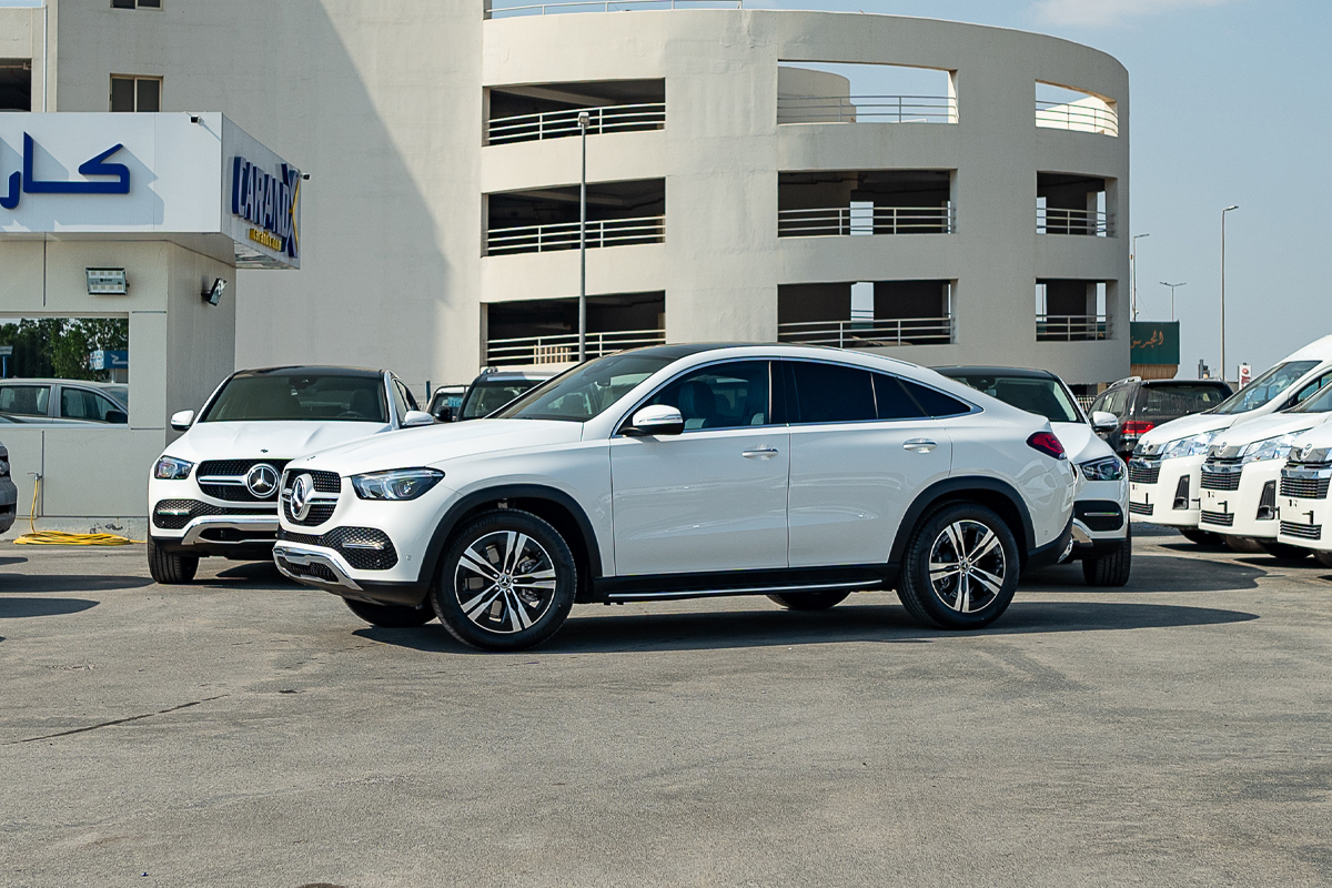 Mercedes-Benz GLE 450 Coupe 2021 Tech Pack