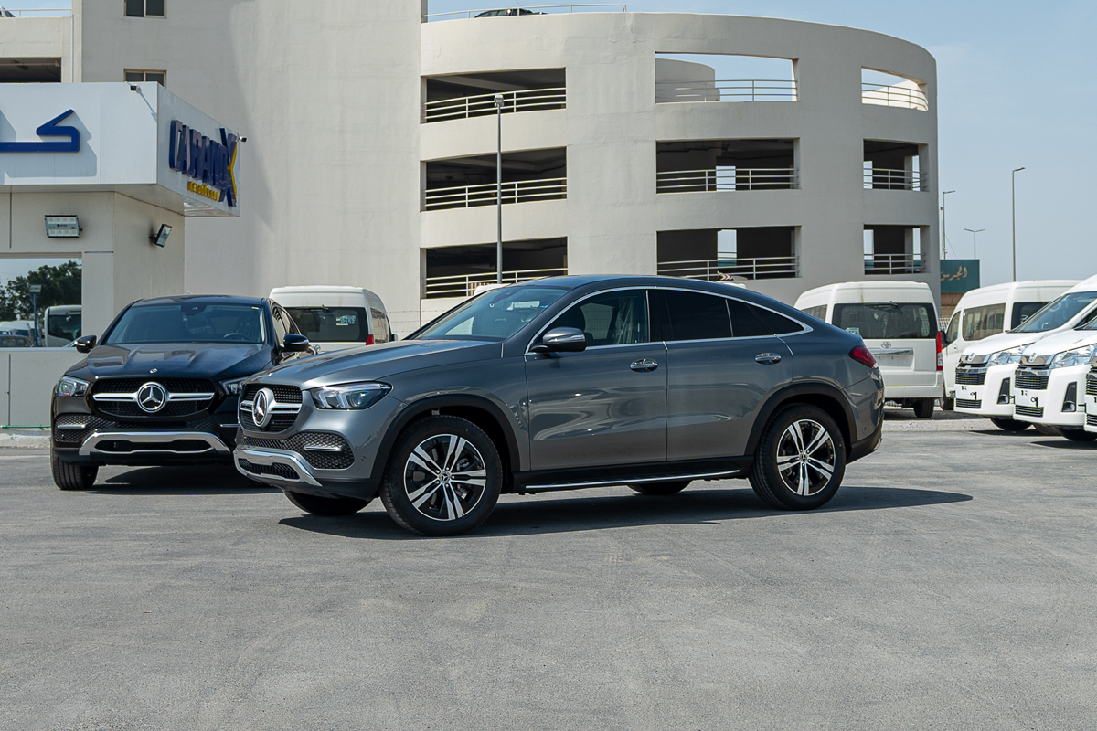Mercedes-Benz GLE 450 Coupe 2021