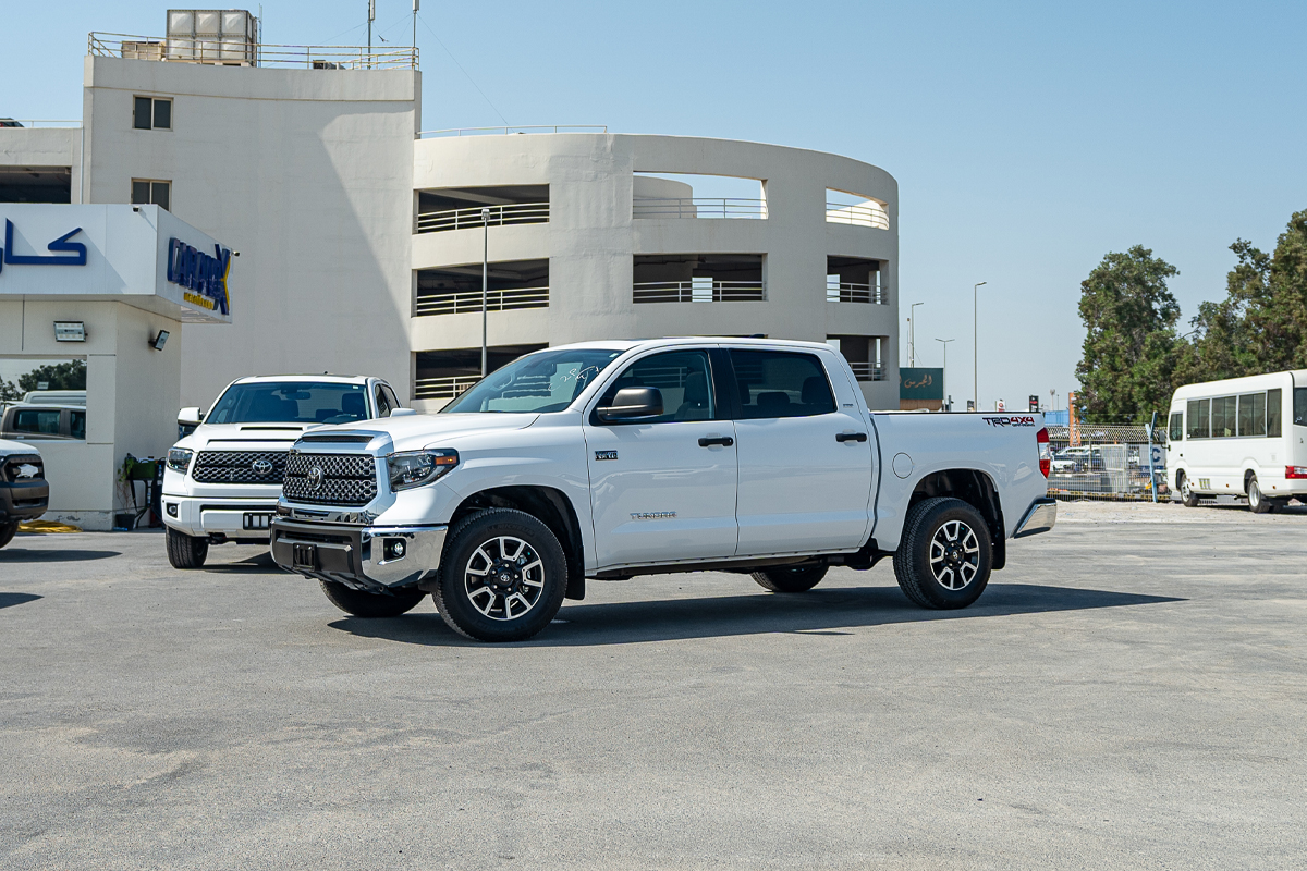 Toyota Tundra TRD Offroad Crewmax 2021