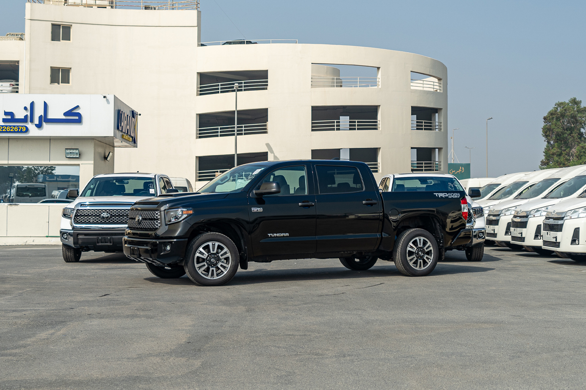 Toyota Tundra TRD Sport Premium 2021