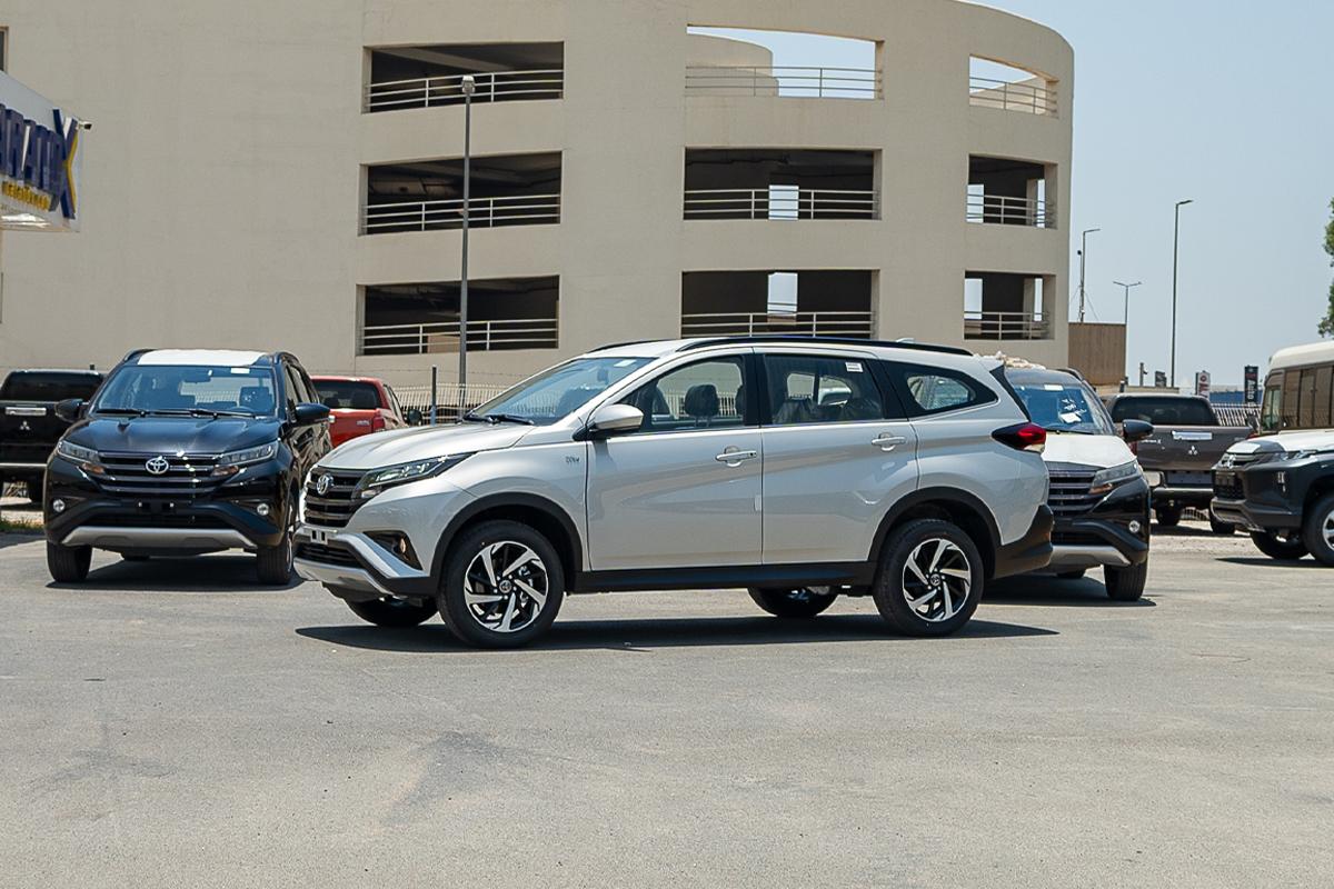 Toyota Rush S 1.5L Petrol 2021