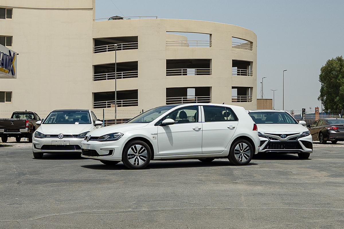 Volkswagen E-Golf PurePower Electric 2020