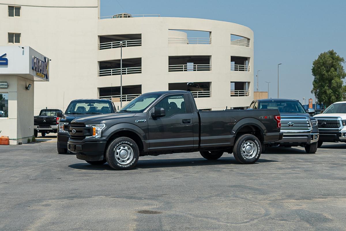 Ford F-150 XL 3.5L Petrol Automatic Transmission 4x4 2018