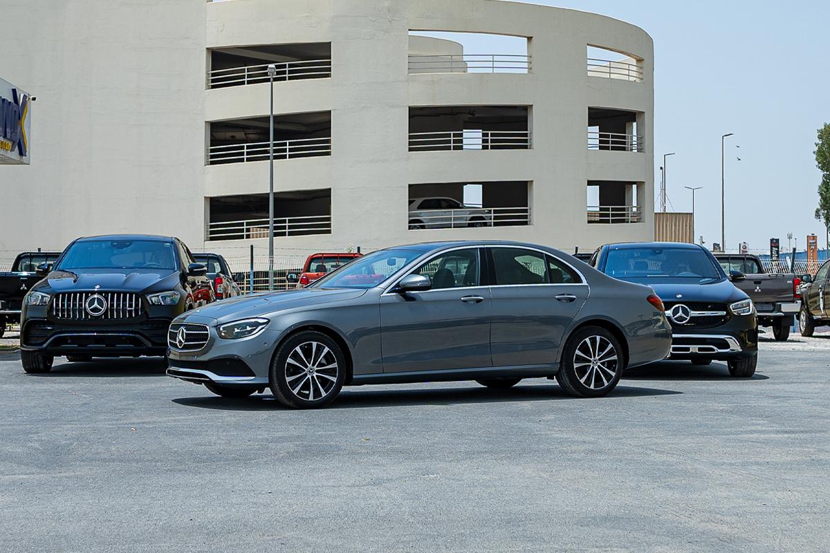 Mercedes-Benz E200 Avantgarde 2021