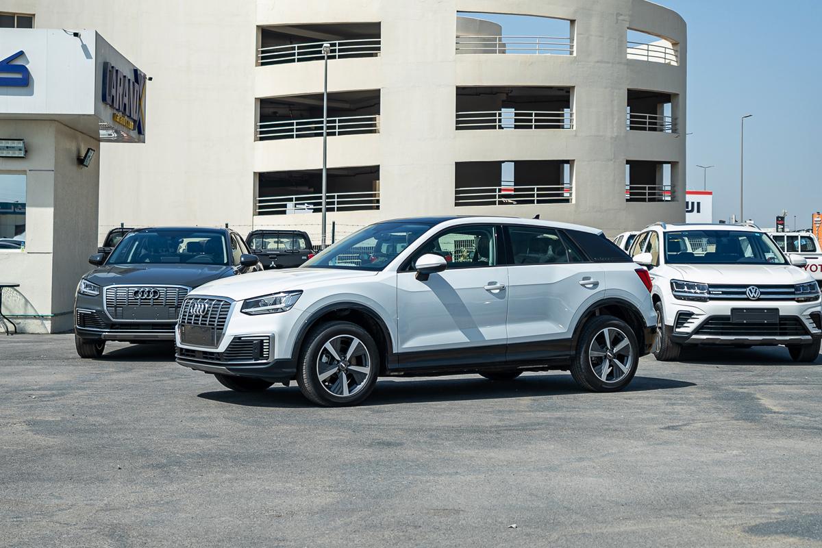 Audi Q2L E-Tron With Sunroof 2021 White
