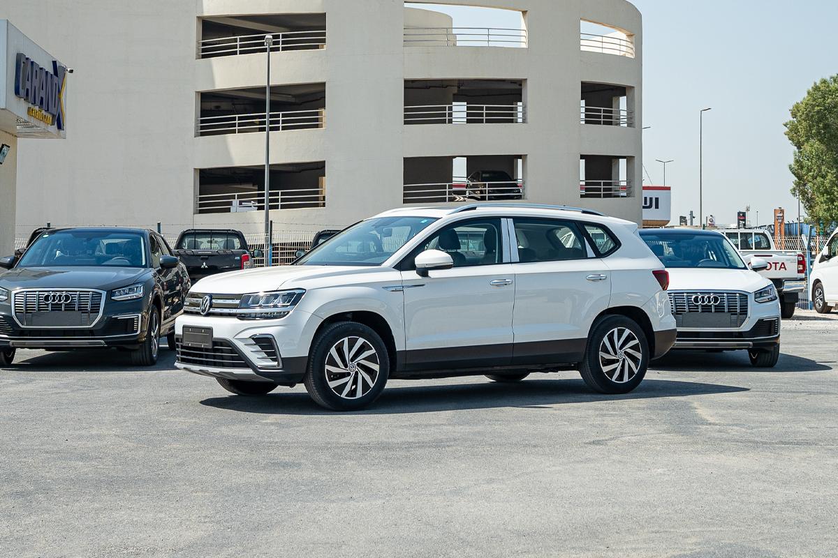 Volkswagen E-Tharu Electric 2020